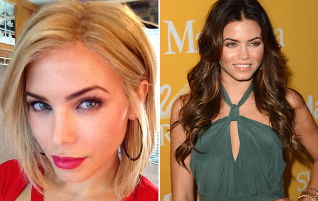Jenna Dewan-Tatum Shows Off Short Blonde New 'Do!