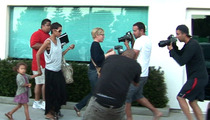 Halle Berry Puts Paparazzi On Trial ... Today