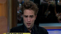 Robert Pattinson -- Mum On Kristen Stewart, Misleading on Cinnamon Toast Crunch!