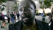 Will.i.am -- My Publicist is LYING About My Ugly Car!