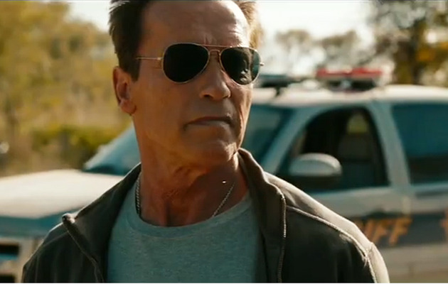"Trailer: Arnold Schwarzenegger Blows Stuff Up in ""The Last Stand"""