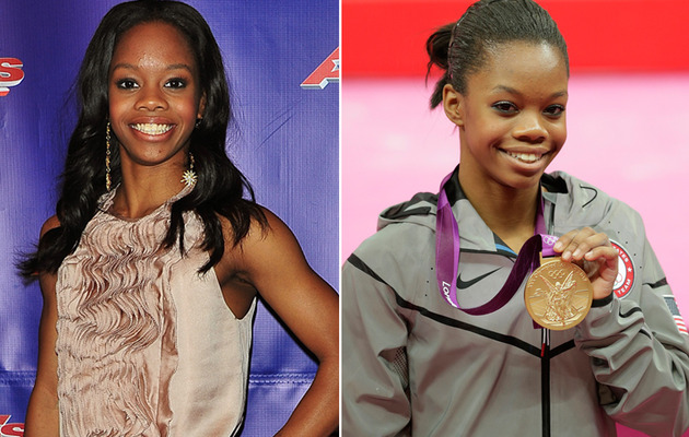 Gabby Douglas Gets Hair Makeover After Online Criticism