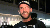 WWE Champ CM Punk -- Rape Jokes Aren't Funny ... A.W. Deserved to be Fired