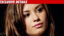 Demi Lovato -- Bullying Is the Root Problem