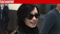 Demi Lovato -- Not Pregnant