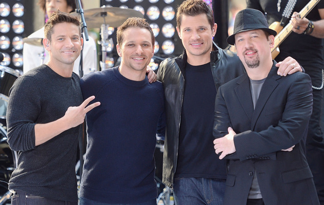 "98 Degrees Reunites on ""Today"" -- See the Performances!"