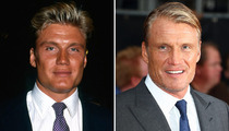 Dolph Lundgren: Good Genes or Good Docs?