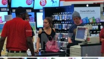 Lindsay Lohan -- Lil Bro Shopping Spree #2 ... Drops ANOTHER $3,500