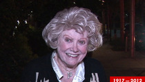 Phyllis Diller Dead -- Legendary Comic Dies at 95