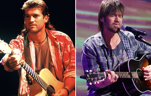Billy Ray Cyrus Turns 51 – See More One Hit Wonders Then & Now!