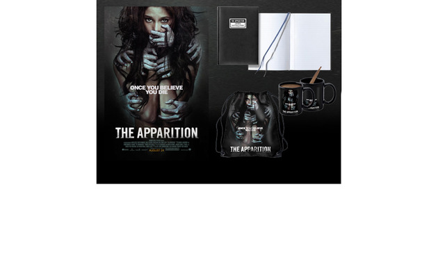 "Win a Prize Pack for ""The Apparition!"""