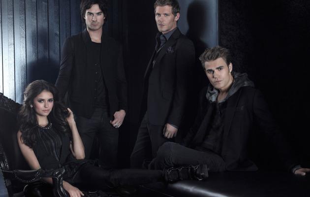 """Video: """"The Vampire Diaries"""" Season 3 Bloopers"""