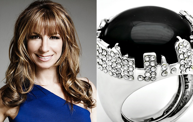"Ex-""Real Housewife"" Jill Zarin Blasts Co-star, Debuts Jewelry Line"