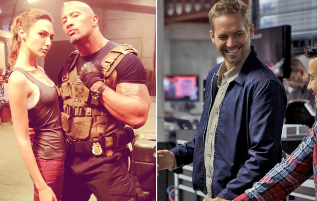 """Fast and Furious 6"" Starts Filming -- See New Pics from the Set!"