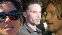 Halle Berry's Fiance Olivier Martinez To Testify in Custody Case