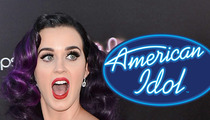 Katy Perry -- Rejects $20 Million 'American Idol' Deal