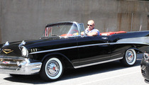 Dr. Phil's Tragic Loss -- Classic '57 Chevy Stolen