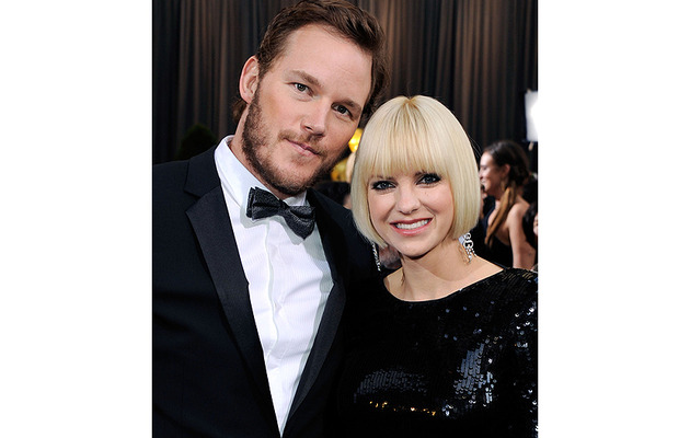 Anna Faris and Chris Pratt Welcome a Baby Boy!