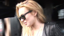 Lindsay Lohan Will NOT Be Prosecuted for Jewelry Heist