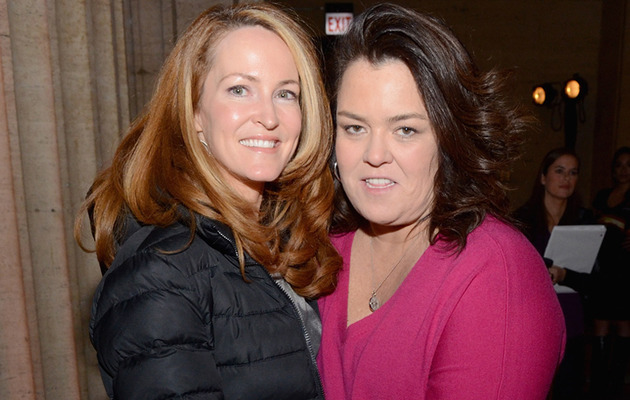 Who Knew? Rosie O'Donnell Is a Married Woman!