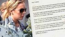 Lindsay Lohan -- Banned From Swanky Sunset Strip Hotel