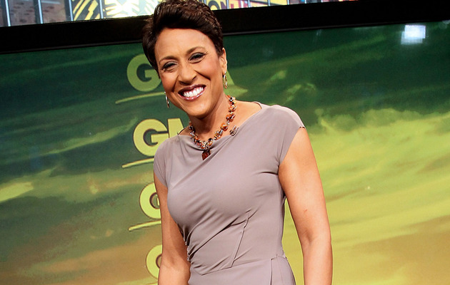 Robin Roberts to Start Medical Leave Next Week