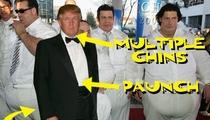Grump Trump Dumps on Plump