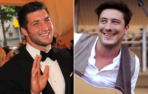 Celebrities and Their Musician Doppelgangers!