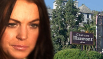Lindsay Lohan's Excuse For Stiffing Hotel Is B.S.