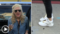 Kesha -- I'm Bringin' Back LIGHT UP SHOES!!