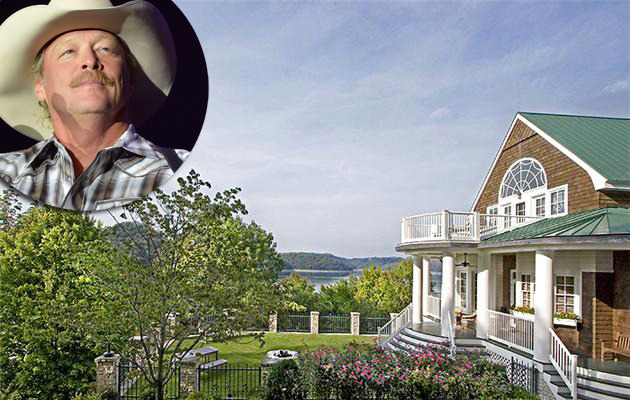 Country Singer Selling Colossal Countryside Compound!