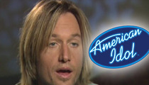 'American Idol' -- Keith Urban Deal NOT SIGNED ... But Almost