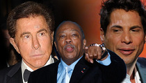 Quincy Jones -- Screw It, I'm Crushing Joe Francis