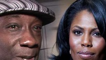 Michael Clarke Duncan -- Planned To Wed Omarosa in January