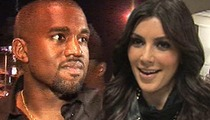 Kanye West -- I Declared My Love for Kim Kardashian YEARS AGO ... In Song