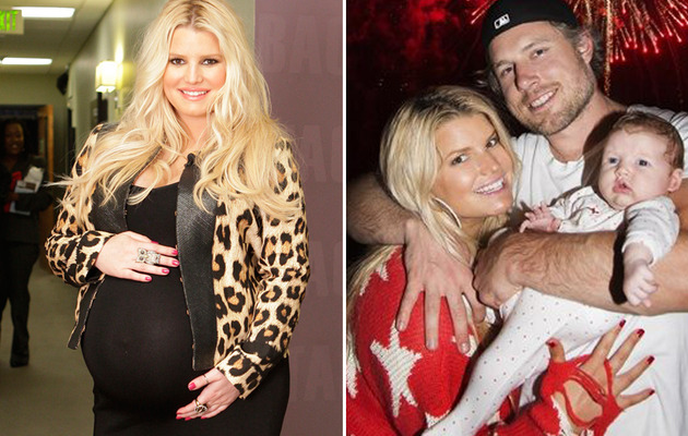 Jessica Simpson on Post-Baby Weight Loss: I'm Not a Supermodel