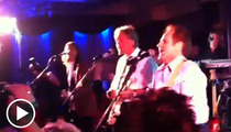 Kenny Loggins Takes Over Wedding -- EVERYBODY CUT FOOTLOOSE [VIDEO]
