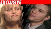 Reese's Estranged Hubby Wants ...
