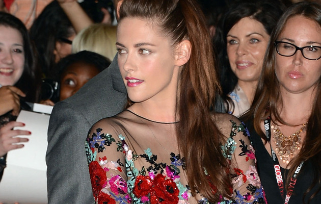 Kristen Stewart Hits First Red Carpet Since Cheating Scandal!