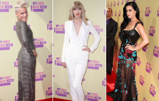2012 MTV Video Music Awards: Best & Worst Dressed Stars