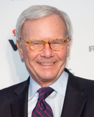 Tom Brokaw -- Through the Years!