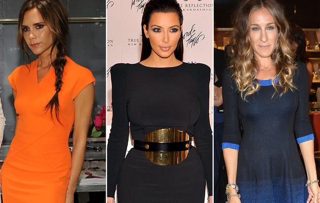 Kardashian-Jenner Clan Takes Over Fashion's Night Out