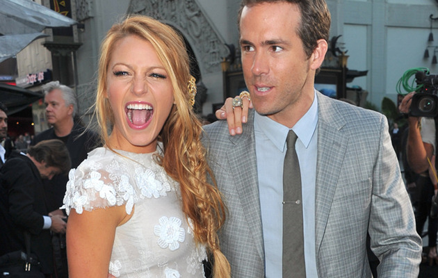 Blake Lively & Ryan Reynolds Are Married!