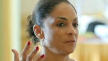 'A Different World' Star Jasmine Guy -- My Deadbeat Ex ... Owes $40k In Child Support