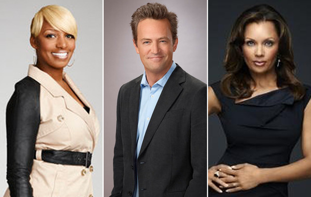 They're Back -- Familiar Faces on New Fall TV Shows!
