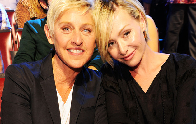 Ellen DeGeneres and Portia DeRossi Share Sweet Anniversary Tradition!