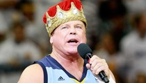 Jerry 'The King' Lawler in Cardiac Care Unit -- 'Vital Signs are Stable'