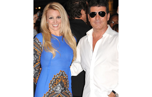"Britney Spears, Simon Cowell Talk ""The X Factor,"" Panic Attacks and Xtina"