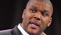 Tyler Perry Traffic Stop -- White Cops Cleared After Racial Profiling Allegations