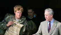 Prince Harry: Back Because of Blabbers